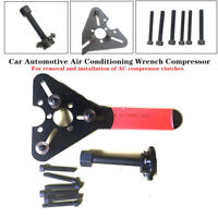 Auto Air Conditioning Wrench A/C Puller Remover Repair Compressor Clutch Tools