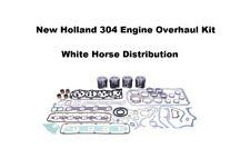 Engine Overhaul Kit Std Fits New Holland Lx985 Skid Loader With 304 Engine