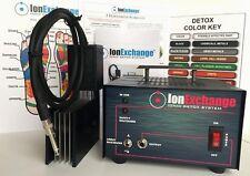 IonExchange Detox Ion Ionic Foot Bath Foot Detox Spa Cleanse Machine!