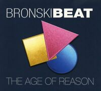 Bronski Beat - The Age Of Reason (2017)  2CD  NEW/SEALED  SPEEDYPOST
