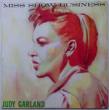 JUDY GARLAND Miss Show Business OZ Light Music Club VG++/VG++