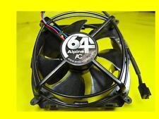 CPU Ventilatore per Pc Supporto 754,939, AM2 / Alpine 64 Gt / Amd-Kühler