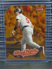 New listing 2005 Fleer Ultra Albert Pujols Gold Medallion Die Cut #149 Cardinals O503