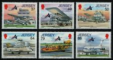 Jersey 2012 - Mi-Nr. 1622-1627 ** - MNH - Flugzeuge / Airplanes