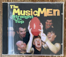 The Music Men - STRAIGHT TO THE TOP -  CD Album - 1998 AFL Footy