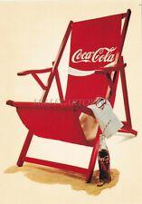 ADVERTISING - Coca Cola - Chair