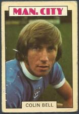 A &BC 1973 FOOTBALLERS #051-MANCHESTER CITY & ENGLAND-COLIN BELL