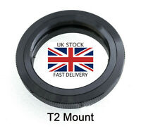 T2 Lens Mount - EXAKTA Bayonet SLR Film Camera Lens Adapter  ETC