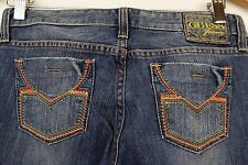 GUESS Jeans Women's Size 26 FOXY FLARE LEG Stretch