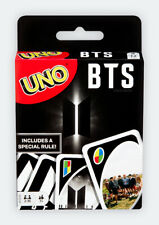 BTS UNO GAME FOTO CARTE (112 Cards) WEPLY MATTEL OFFICIAL MD GOODS K-POP SEALED