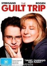 The GUILT TRIP DVD BARBRA STREISAND BRAND NEW SEALED Region 4 FREE POSTAGE