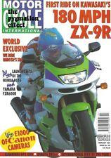 Kawasaki ZX-9R Honda RVF750 RC45 Bimota DB2sr GPZ500S Yamaha FZR600R Genesis FZR