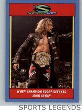 2017 WWE Heritage 30 years of Summerslam #33 Edge