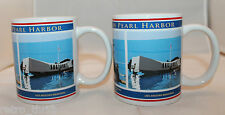 The Enduring Legacy of Pearl Harbor 2 Coffee Mug Cup Set Pacific Historic Parks