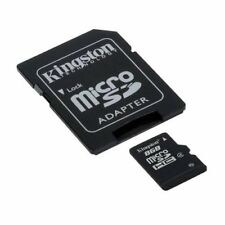 Kingston tarjeta memoria microSDHC 8GB Class4