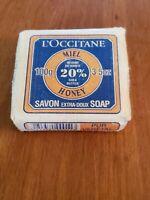 DISCONTINUED AND RARE! L'occitane Shea Soap 3.5 oz ~~HONEY. VINTAGE.