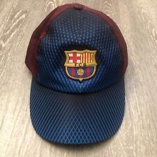 Officially Licensed FC Barcelona Soccer Youth Snapback Hat 54cm Model: CFC1829-K
