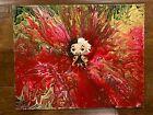Cruella De Vil Original Painting Art By Aaron Goodwin 1/1 Canvas Size 16x20