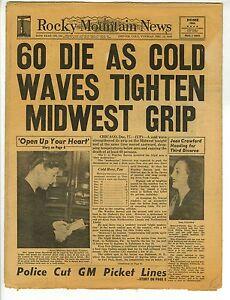 Rocky Mountain News Denver, Dec 18, 1945