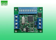 DMX to SPI decoder WS2801, WS2811, WS2812, WS2813, UCS1903, SK6812, SM16703