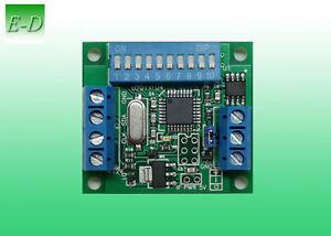 10 x DMX to WS2801,WS2811,WS2812,WS2813,UCS1903,SK6812,SM16703 SPI converter