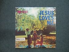 Jesus Loves Me John Kraus Trudy Kraus The Re'generation~RARE 1973 WLP Xian