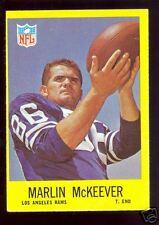 1967 Philadelphia Marlin McKeever #92 NR/MINT