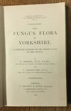 1905 - The Fungus Flora Of Yorkshire. G. Massee.