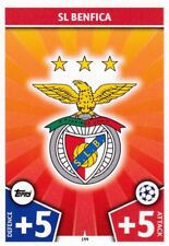 SL Benfica Team  2017-18 Topps Champions League Match Attax,Sammelkarte,#199