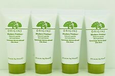 4 Origins Modern Friction Facial Exfoliant Dermabrasion 0.5 oz Each x 4 = 2 oz