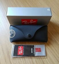 Ray Ban Black Sunglasses Case Cloth Included