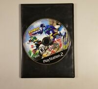 Sonic Riders (Sony PlayStation 2, 2006) Tested, Disc Only