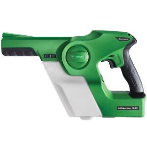 HANDHELD ELECTROSTATIC SPRAYER Victory Chemical Disinfectant Cleaner UK