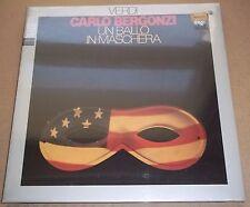 Bergonzi/de Fabritiis VERDI Un Ballo in Maschera  Movimento Musica 03.019 SEALED