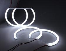 Error Free White Angel Eye Halo Cotton Light LED SMD For BMW  E46 E39 E38 E36
