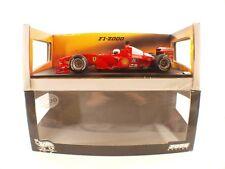 Mattel Hot Wheels n° 26738 F1 2000 Ferrari #4 Rubens Barichello 1/18  MIB neuf
