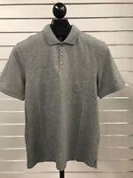Calvin Klein Short Sleeve Men's Polo Grey Pick A Size NEW