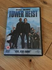 Tower Heist Dvd Ben Stiller Eddie Murphy