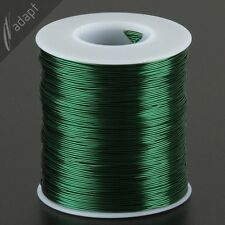23 AWG Gauge Magnet Wire Green 625' 200C Enameled Copper Coil Winding