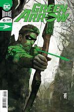 GREEN ARROW #45 FOIL COVER (HEROES IN CRISIS) DC COMICS 2018