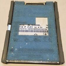 "160GB Toshiba MK1634GAL 1.8"" Hard Drive for iPod Classic 7th Generation"