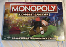 🔥 Hasbro Monopoly LONGEST Game Ever - Amazon Exclusive Board Game FREE SHIP 🔥