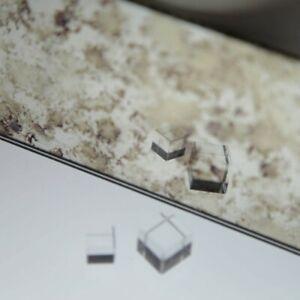 Specchio effetto antichizzato spessore 4 mm per arredamenti , anche su misura