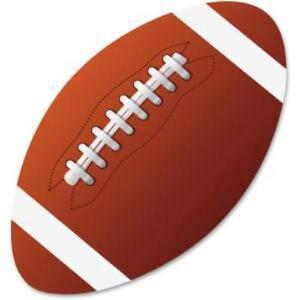 Ashley Football Magnetic Whiteboard Eraser - Magnetic, Lightweight - Brown,