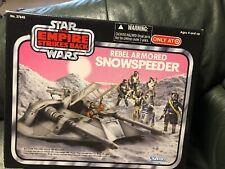 KENNER VINTAGE COLLECTION STAR WARS EMPIRE STRIKE BACK REBEL ARMORED SNOWSPEEDER