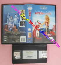VHS film LIZZIE MCGUIRE DA LICEALE A POPSTAR 2004 Hilary Duff DISNEY(F150)no dvd