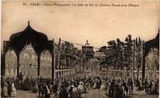 CPA Paris 18e Vieux Montmartre La Salle de Bal du Chateau Rouge (283905)