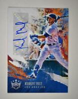 2021 Diamond Kings DK Signatures Auto Holo Gold #DKS-KR Keibert Ruiz /50 Dodgers