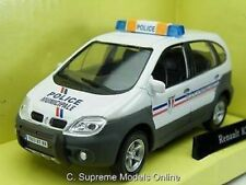 POLICE MUNICIPALE RENAULT RX4 CAR 1/43RD SIZE ABREX BOXED VERSION PKD R0154X{;}