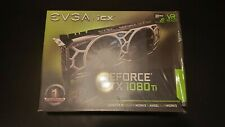 EVGA GeForce GTX 1080 TI SC2 Gaming 11GB GDDR5X Graphics Card